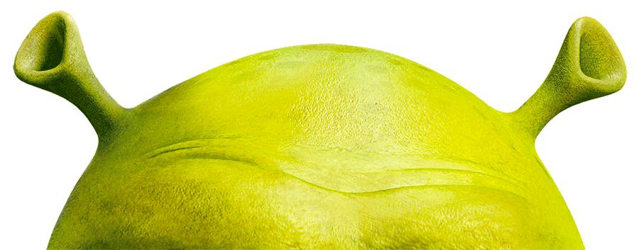 Shrek-asoma